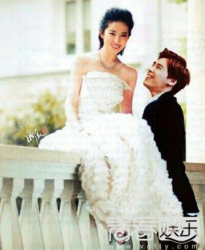... 李易峰的现任女友 李易峰结婚照片 李易峰和唐嫣