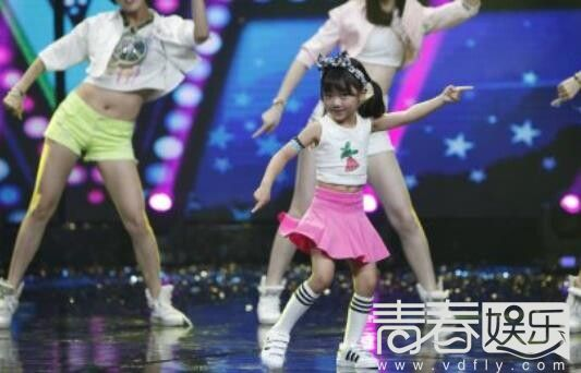 韩国可爱儿童舞蹈