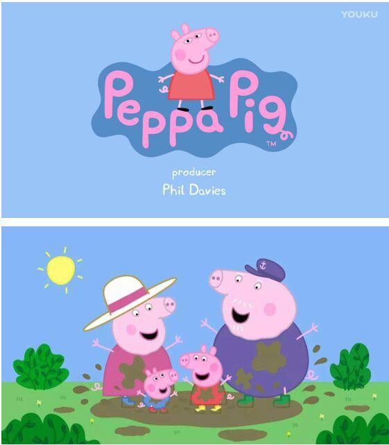 《小猪佩奇》最新季中文版9月20日优酷独家播出